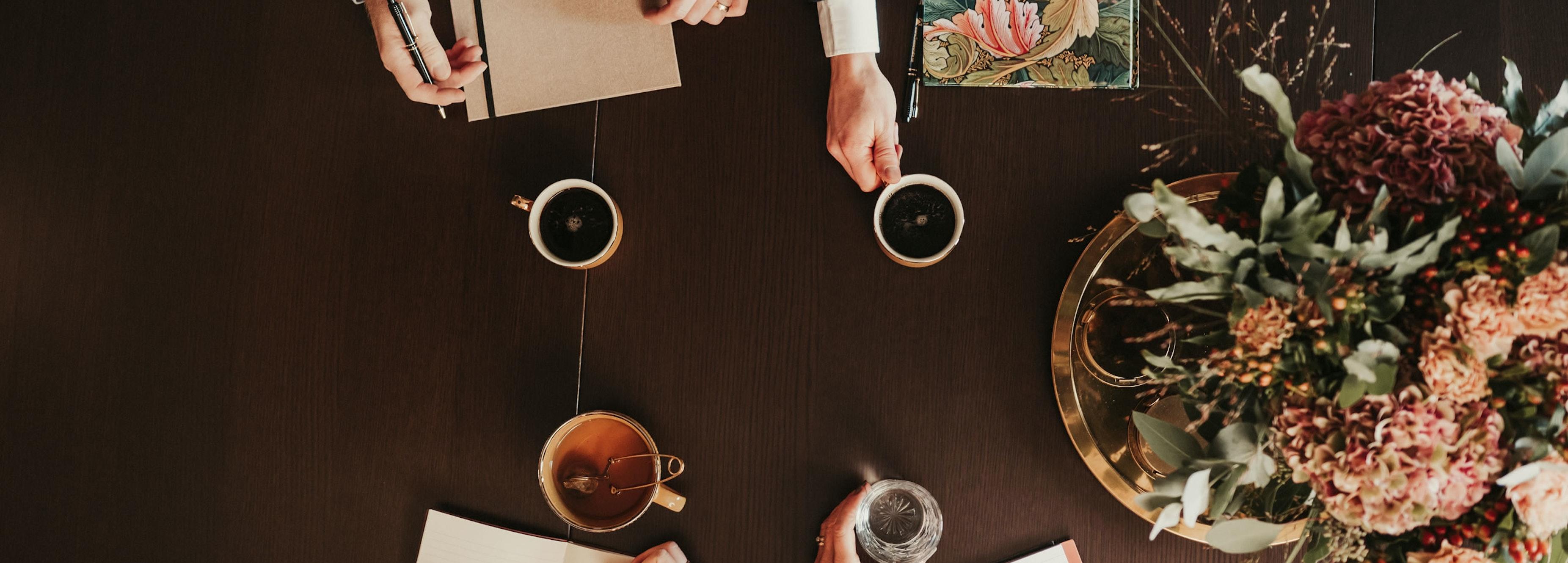 Startsidan - Kaffemöte