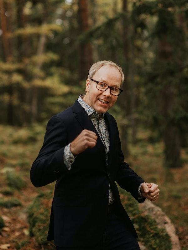 André Nyström